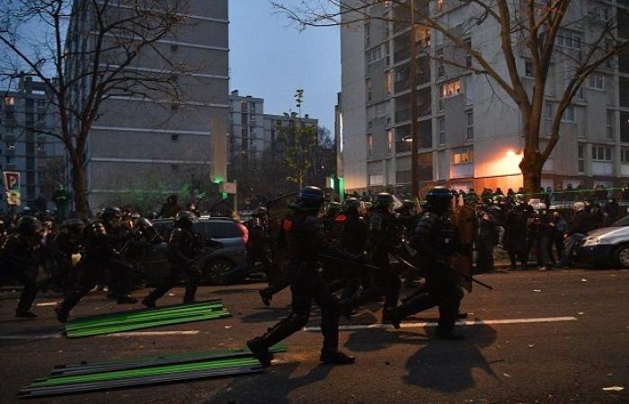 عنف في شوارع فرنسا خلال احتجاجات ضد ممارسات الشرطة