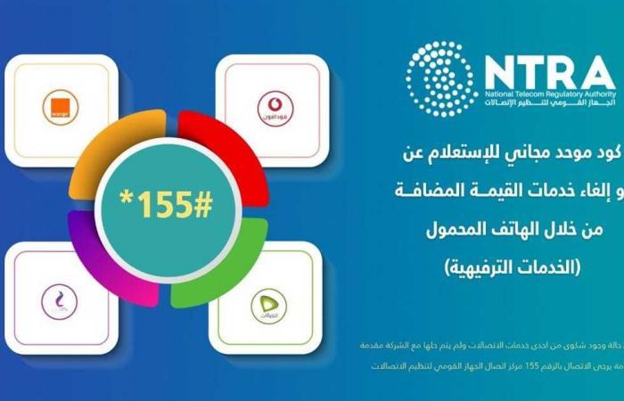 #المصري اليوم - مال - «تنظيم الاتصالات» يُنهي ظاهرة إشراك العملاء في خدمات شركات المحمول دون علمهم موجز نيوز