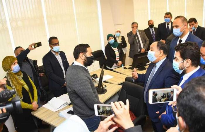#المصري اليوم - مال - إطلاق المشروع القومى لميكنة الإجراءات الموحدة لمصلحة الضرائب موجز نيوز