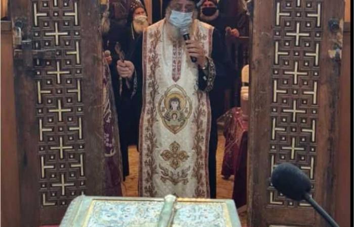 المصري اليوم - اخبار مصر- البابا تواضروس يطيب رفات القديس يحنس كاما في دير وادي النطرون (صور) موجز نيوز