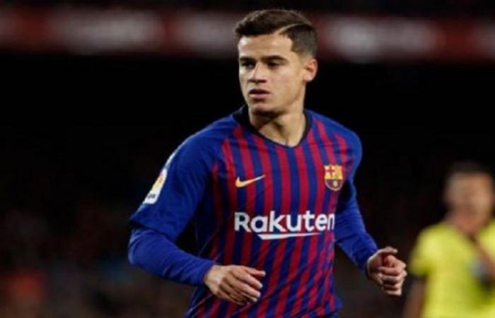 الوفد رياضة - برشلونة يعلن تطورات إصابة كوتينيو موجز نيوز