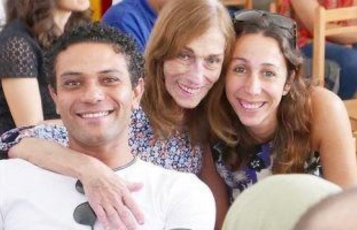 #اليوم السابع - #فن - وفاة حماة آسر ياسين بعد تعرضها لوعكة صحية