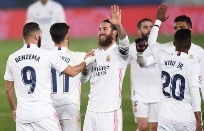 الوفد رياضة - ريال مدريد يسجل هدف التقدم أمام سيلتا فيجو موجز نيوز