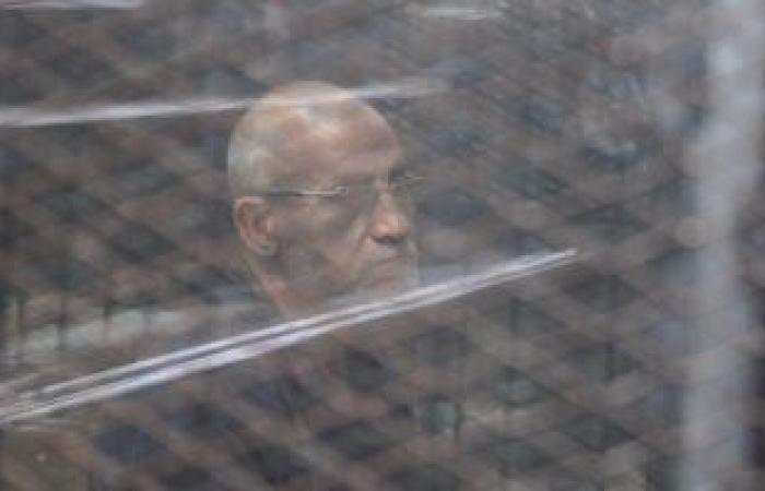 """#اليوم السابع - #حوادث - 10 محطات بمحاكمة الإخوان في """"التخابر مع حماس"""" بعد تحديد موعد طعن المتهمين"""