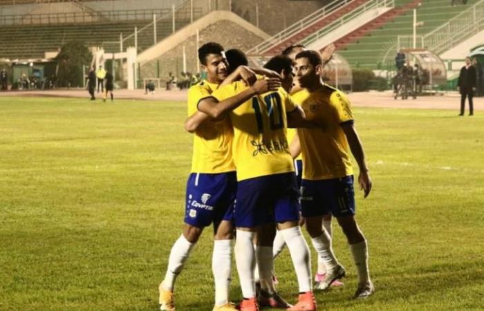 الدوري.. مصر المقاصة 1-1 الإسماعيلي.. استراحة