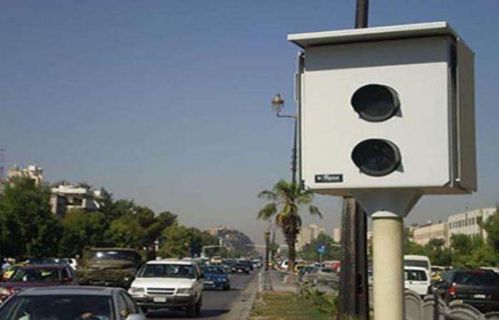 الوفد -الحوادث - 1998 مخالفة تجاوز سرعات في 24 ساعة موجز نيوز