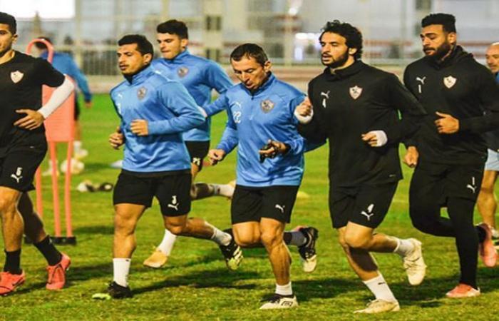 الوفد رياضة - غداً.. لاعبو الزمالك ينتظمون في التدريبات استعداداً لطلائع الجيش موجز نيوز