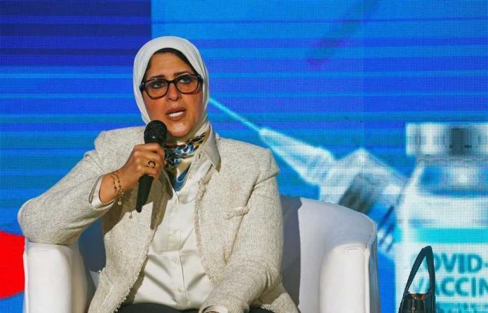 المصري اليوم - اخبار مصر- وزيرة الصحة: إصابات «كورونا» المعلنة «عُشر» الرقم الحقيقي (فيديو) موجز نيوز