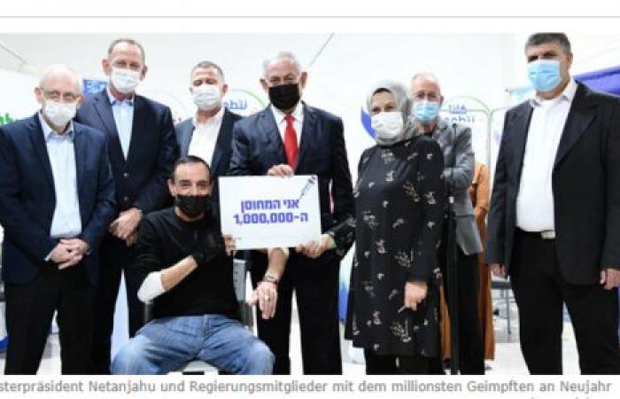 بعد تطعيم عُشر السكان.. «إسرائيل» تضع نفسها كبالون اختبار في مكافحة كورونا
