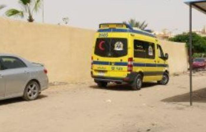 #اليوم السابع - #حوادث - إصابة 5 أشخاص فى حادث انقلاب سيارة ملاكى ببنى سويف