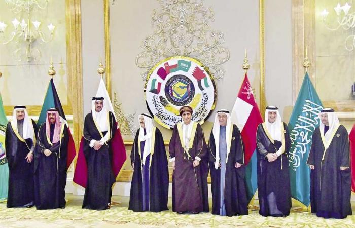 #المصري اليوم -#اخبار العالم - الوفود المشاركة بقمة الخليج الـ41 تصل لقاعة «مرايا» لبدء الأعمال موجز نيوز