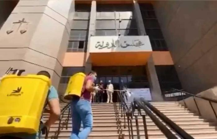 المصري اليوم - اخبار مصر- «القضاء الإداري» يغرد منفردا ضد «كورونا» داخل مجلس الدولة موجز نيوز