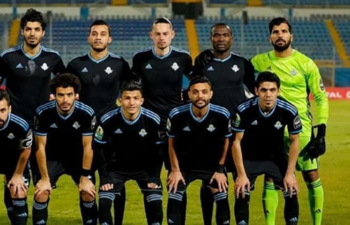 الوفد رياضة - مشاهدة مباراة بيراميدز والاتحاد الليبي بث مباشر اليوم بتاريخ 05-01-2021 في كأس الكونفيدرالية الأفريقية موجز نيوز