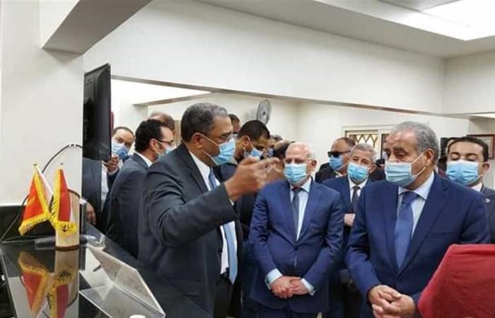 المصري اليوم - اخبار مصر- وزير التموين يفتتح أول مركز تموين تكنولوجي مطور للخدمات اللوجستية في بورسعيد موجز نيوز