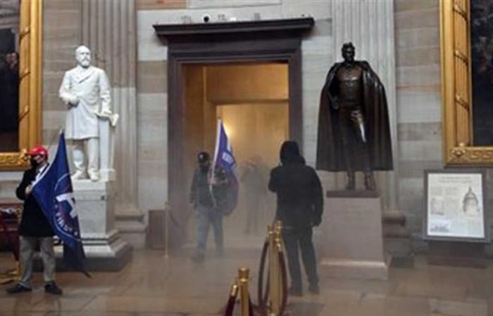 #المصري اليوم -#اخبار العالم - مجلس الشيوخ الأمريكي يستأنف جلسة التصديق على فوز بايدين موجز نيوز