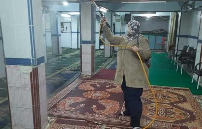 المصري اليوم - اخبار مصر- «زراعة الإسكندرية»: تطهير وتعقيم 8 مواقع للوقاية من فيروس كورونا (صور) موجز نيوز