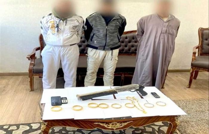 #المصري اليوم -#حوادث - كشف غموض مقتل تاجر وزوجته داخل مسكنهما في الواحات البحرية: بسبب السرقة موجز نيوز