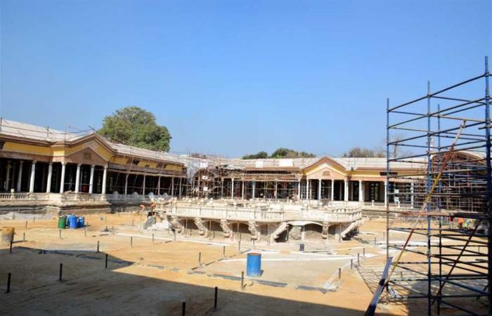 #المصري اليوم - مال - وزيرة التخطيط: 49 مليون جنيه لإنشاء مرسى نيلي أمام قصر محمد على موجز نيوز