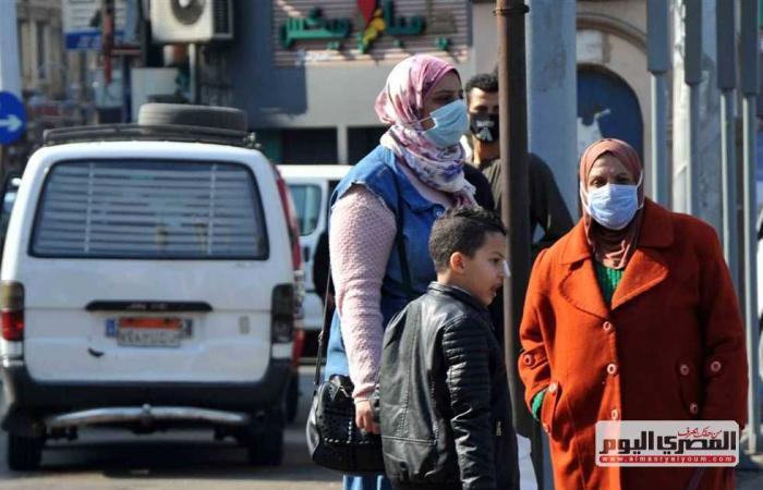 #المصري اليوم - مال - تقرير: الموجة الثانية من كورونا أصعب في مصر.. ونسبة الوفيات لإجمالي المصابين 6% موجز نيوز