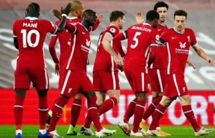 الوفد رياضة - مشاهدة مباراة ليفربول وأستون فيلا بث مباشر موجز نيوز