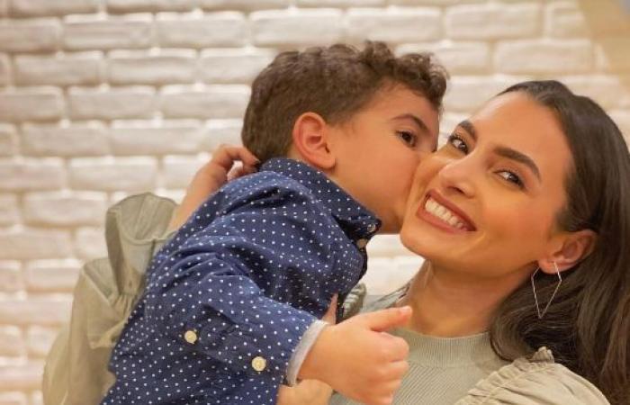 #اليوم السابع - #فن - كارمن سليمان تحتفل بعيد ميلاد ابنها زين: مش قادرة أصدق بقى عنك 3 سنين.. صور