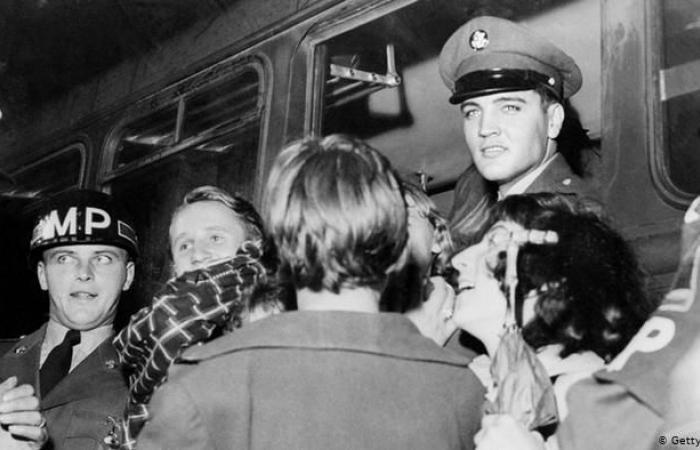 #اليوم السابع - #فن - 10 معلومات عن نجم الروك إلفيس بريسلى فى ذكرى ميلاده
