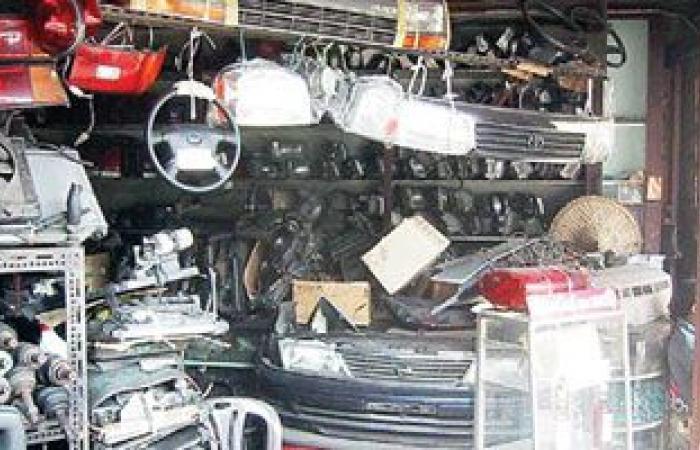 #اليوم السابع - #حوادث - استمرار حبس تشكيل عصابى بتهمة سرقة شركة قطع غيار سيارات بالقاهرة