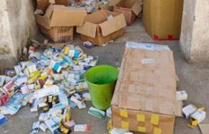 #اليوم السابع - #حوادث - حجز مسئول مخزن أدوية 24 ساعة لاتهامة بحيازة عقاقير مجهولة بمدينة نصر