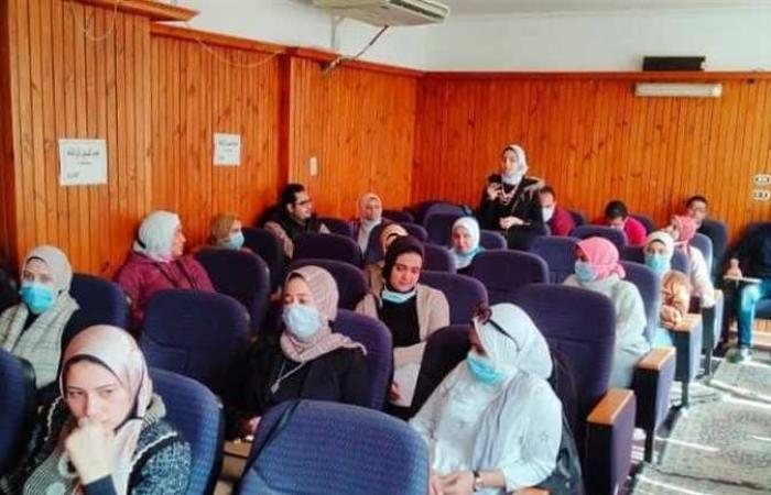 المصري اليوم - اخبار مصر- تدشين مبادرة «طور مهاراتك» لتأهيل الشباب والنشئ لسوق العمل بالإسكندرية (صور) موجز نيوز