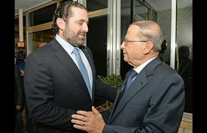 #المصري اليوم -#اخبار العالم - الرئيس اللبناني يصف سعد الحريري بالكذاب في فيديو مسرب.. والأخير يعلّق موجز نيوز
