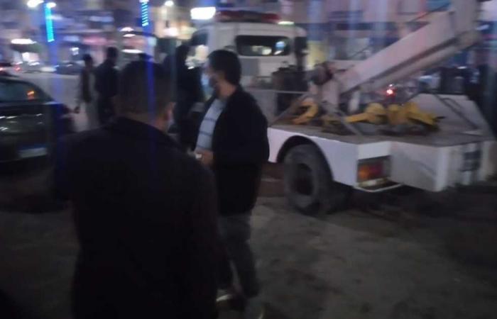 #المصري اليوم -#حوادث - إصابة شخصين في حادث تصادم بمرسى مطروح بسبب الشبورة موجز نيوز