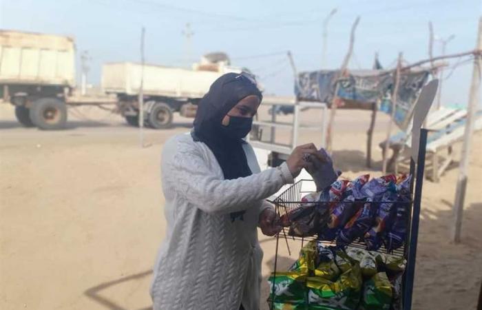المصري اليوم - اخبار مصر- تحرير 4 محاضر وإعدام 30 كيلوجرام من الأغذية الفاسدة بشمال سيناء موجز نيوز