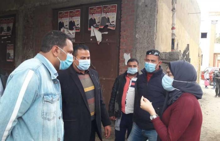 المصري اليوم - اخبار مصر- نائب المحافظ تتفقد أعمال عدد من المشروعات بقليوب (صور) موجز نيوز