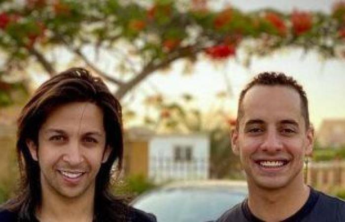 """#اليوم السابع - #فن - عمرو وهبة يشكر هشام جمال:""""مسبنيش ولا يوم فى المستشفى"""""""
