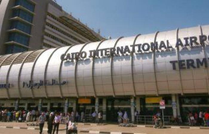 #اليوم السابع - #حوادث - ضبط راكب بمطار القاهرة حاول تهريب كمية من الهواتف المحمولة داخل ملابسه