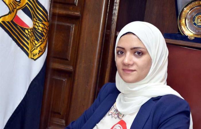 المصري اليوم - اخبار مصر- ريان تتفقد جهود عدد من المبادرات الشبابية لمكافحه كورونا بمركز بنها موجز نيوز
