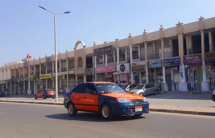 المصري اليوم - اخبار مصر- إغلاق ميدان السقالة بالغردقة لإصلاح وصيانة خط المياه الرئيسي موجز نيوز