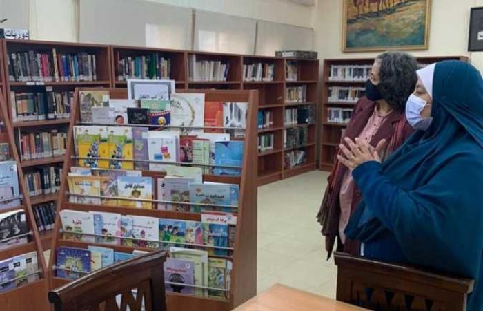 المصري اليوم - اخبار مصر- إطلاق قسم الأطفال بمكتبة المترجم بالمركز القومي للترجمة موجز نيوز