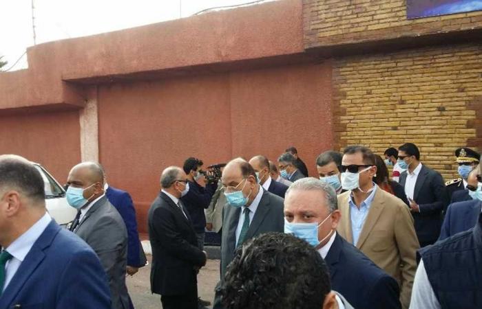 #المصري اليوم -#حوادث - مساعد وزير الداخلية لقطاع السجون: نرحب بالزيارات الحقوقية للاطلاع على الحقائق (صور) موجز نيوز