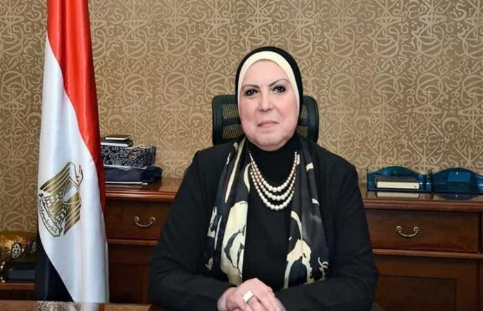 #المصري اليوم - مال - وزيرة الصناعة تصدر قرار حول تعديل رسم الصادر على الصادرات من الأسمدة الآزوتية (نص كامل) موجز نيوز