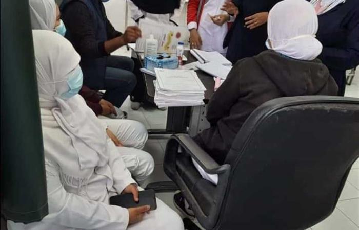 المصري اليوم - اخبار مصر- «صحة السويس» تواصل تدريب فرق التمريض بمستشفيات «العام والحميات والصدر» موجز نيوز
