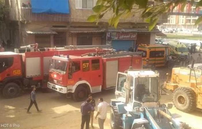 #المصري اليوم -#حوادث - مصرع ربة منزل في حريق يلتهم شقة الهرم موجز نيوز