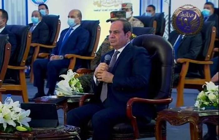 المصري اليوم - اخبار مصر- السيسي: «نحن من الدول التي ينظر إليها العالم باندهاش في ظل أزمة كورونا» موجز نيوز