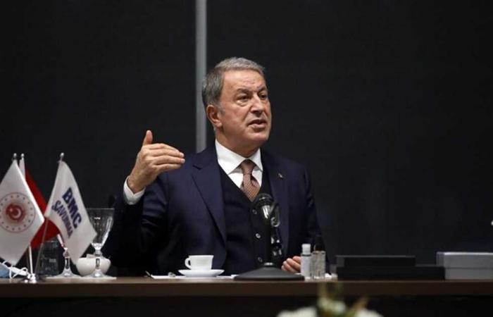 #المصري اليوم -#اخبار العالم - وزير الدفاع التركي: نأمل بالتوصل إلى حل لخلافاتنا مع اليونان في إطار القانون موجز نيوز