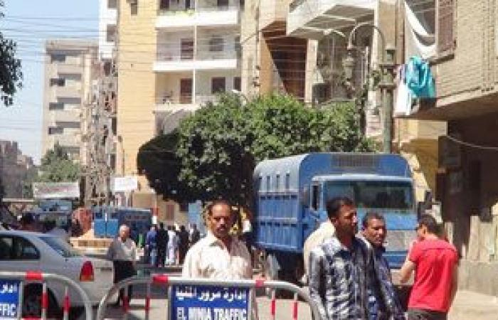 #اليوم السابع - #حوادث - تأجيل محاكمة 20 محاميا متهمين بإهانة القضاء فى المنيا لـ 28 مارس