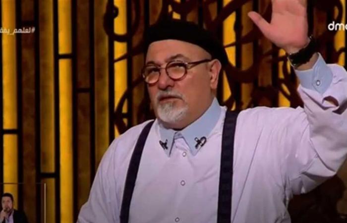 المصري اليوم - اخبار مصر- خالد الجندى لأسر شهداء الشرطة: «وجدتم من يشفع لكم لدخول الجنة» موجز نيوز