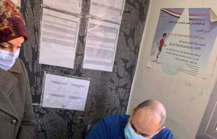 اخبار السياسه صحة بورسعيد تبدأ تطعيم الفرق الطبية بلقاح كورونا