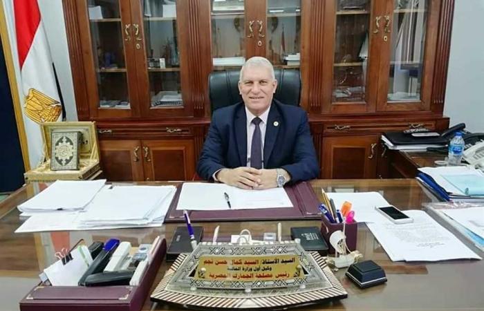 #المصري اليوم - مال - إحباط محاولتي تلاعب في المنشأ للتهرب من سداد مليون جنيه بـ «جمارك الدخيلة» موجز نيوز