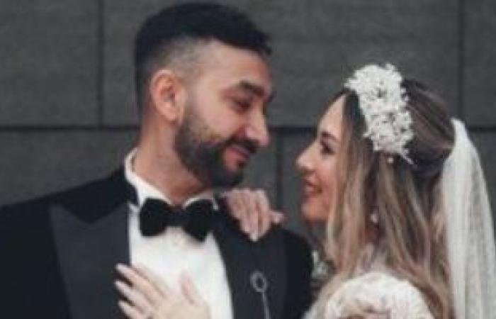 """#اليوم السابع - #فن - نادر حمدى يرد على منتقدى فستان زفاف زوجته:"""" نظركوا ضعيف"""""""