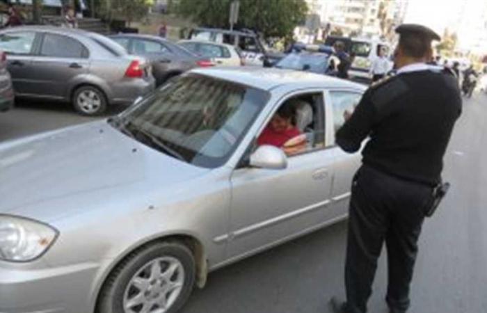 #المصري اليوم -#حوادث - ضبط 381 مخالفة مرورية وتنفيذ 1255 حكمًا قضائيًا في حملتين بسوهاج موجز نيوز